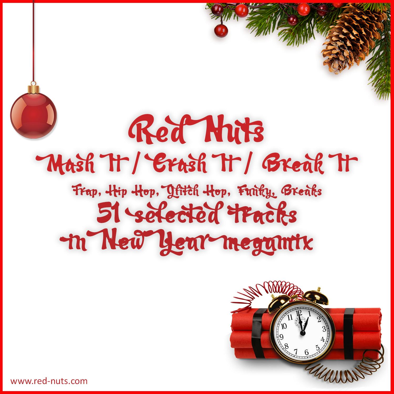 Red Nuts Mash It Crash It Break It